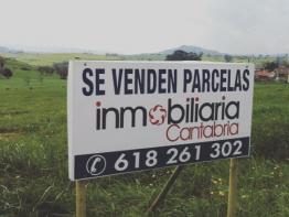 Parcelas en Cantabria