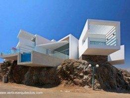 Casas modernas de estilo contemporaneo