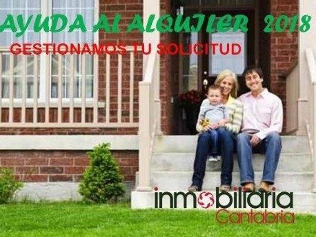 Ayudas al alquiler 2018. Los Inquilinos arrendatarios de Los Corrales de Buelna están de enhorabuena.