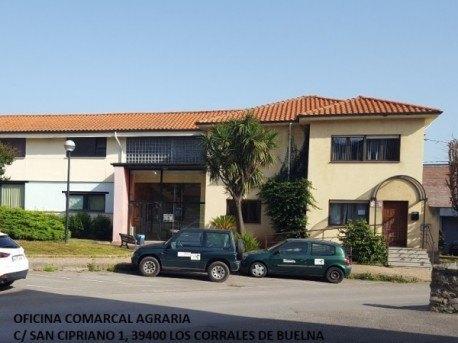 Ayudas al alquiler para los inquilinos de Los Corrales de Buelna.