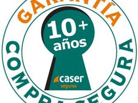 "Inmobiliaria Cantabria, dentro del exclusivo grupo de agencias inmobiliarias homologadas por Caser Seguros para emitir el Sello ""Garantía Compra Segura""."