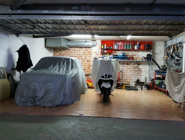 Garaje en venta en Los Corrales de Buelna con 29 m2 por 24.000 €