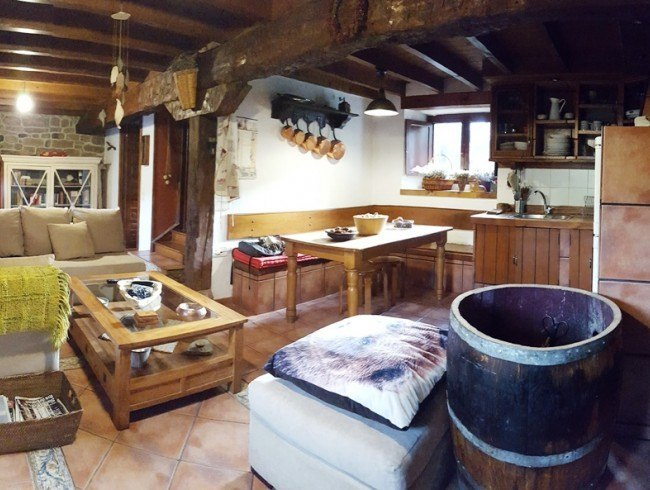 Casa en venta en Bárcena de Pie de Concha con 4 habitaciones, 1 baños y 127 m2 por 79.000 €