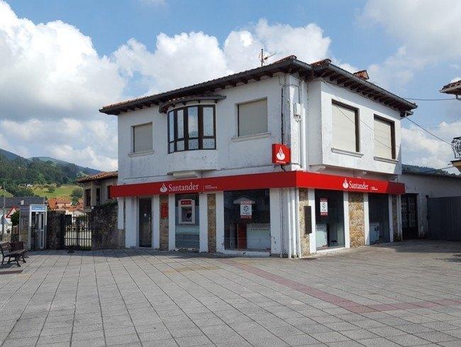 Local comercial en alquiler en San Felices de Buelna con 82 m2 por 550 €/mes