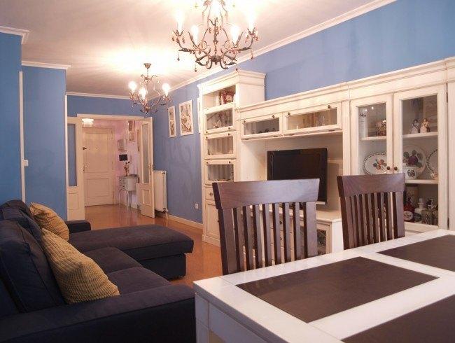 Piso en venta en Los Corrales de Buelna con 3 habitaciones y 2 baños por 90.000 €