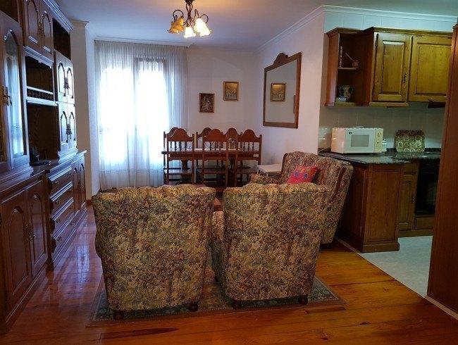 Piso en venta en Los Corrales de Buelna con 1 habitaciones, 1 baños y 54 m2 por 46.000 €