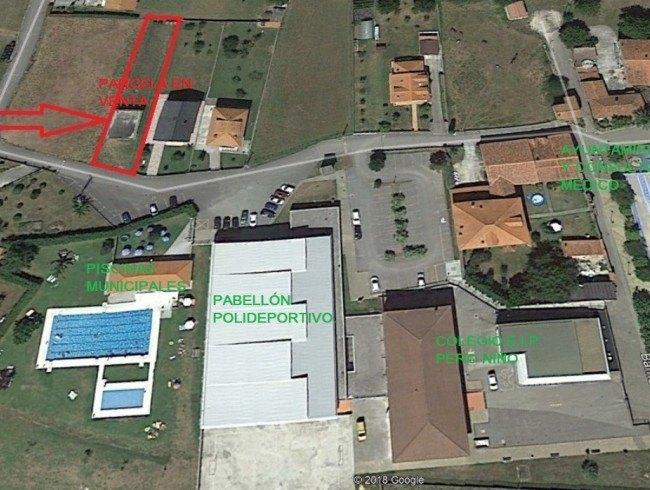 Parcela en venta en San Felices de Buelna con 84 m2 por 40.000 €