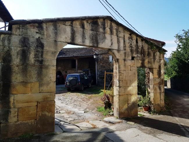 Casa en venta en Molledo con 1 habitaciones y 121 m2 por 26.000 €