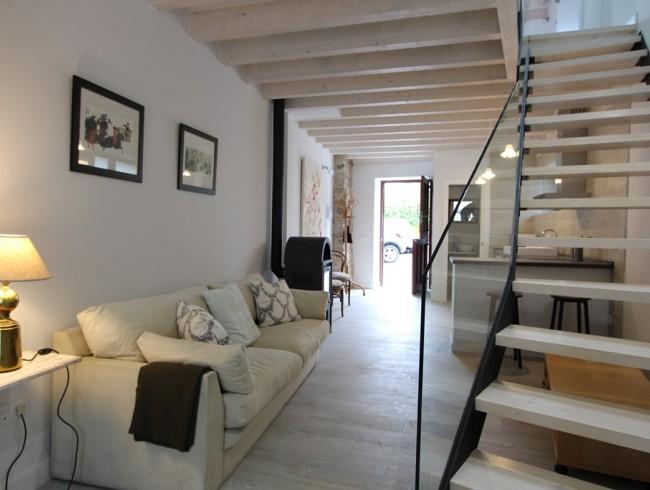 Casa en alquiler en Molledo con 2 habitaciones, 1 baños y 80 m2 por 450 €/mes