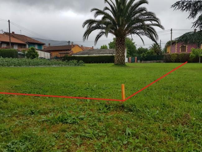 Parcela en venta en Los Corrales de Buelna por 76.000 €